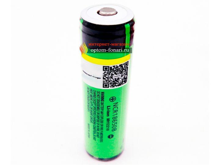 Аккумулятор 3400 mAh Panasonic NCR18650B