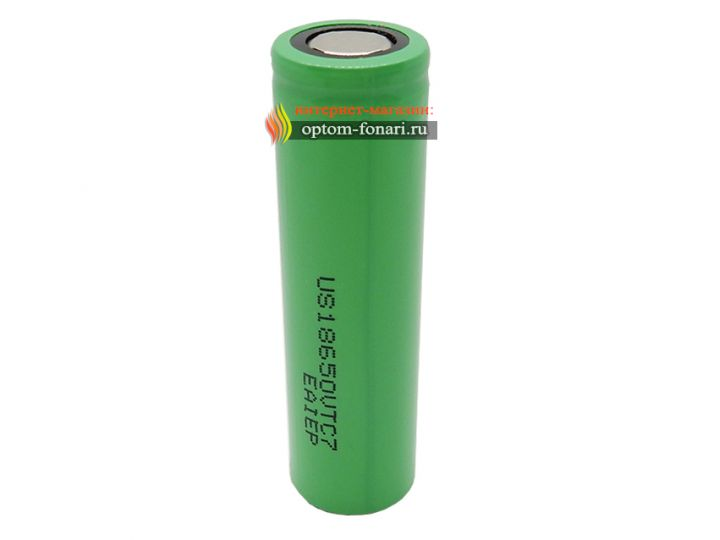 Аккумулятор 3300 mAh EAIEP US18650VTC7