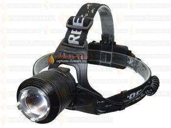 Налобный фонарь X-BALOG BL-2199-2