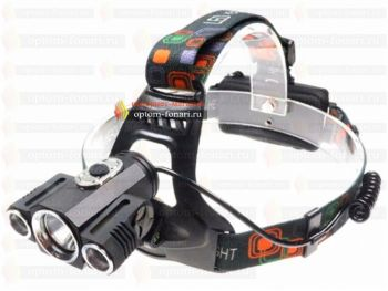 Налобный фонарь HL-721 / HL-8215