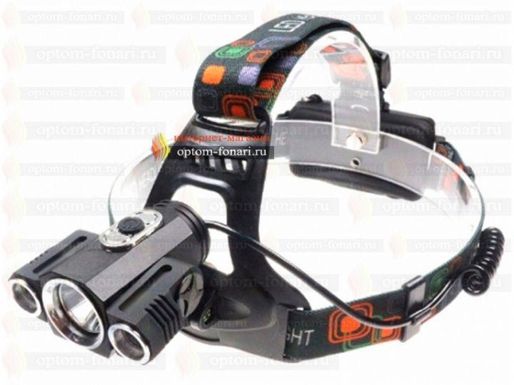 Налобный фонарь Boruit HL-721 / HL-8215