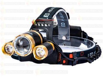 Налобный фонарь Boruit HL-006-T6