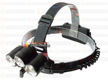 Налобный фонарь UltraFire HL-114 T6