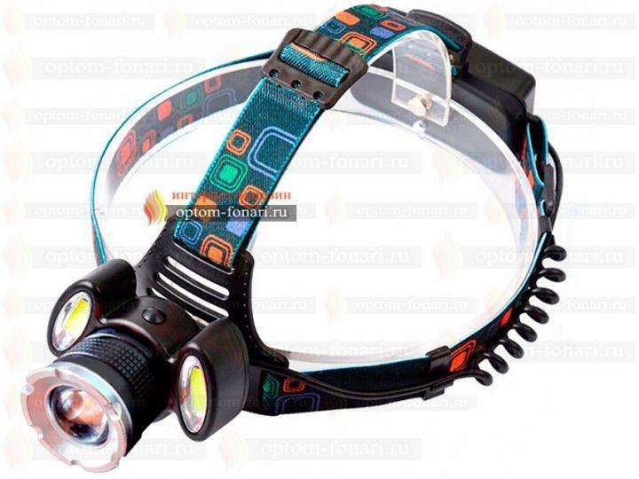 Налобный фонарь Police HL-160-T6