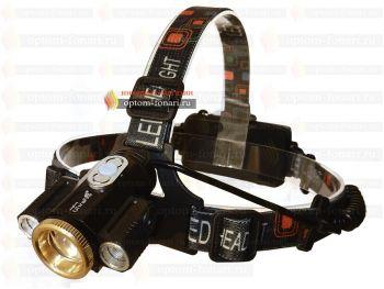 Налобный фонарь UltraFire HL-8212 T6