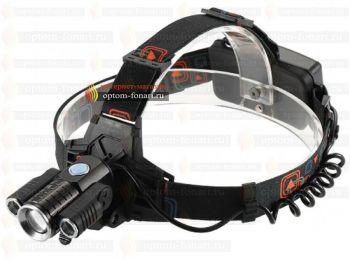 Налобный фонарь UltraFire HL-8216 T6