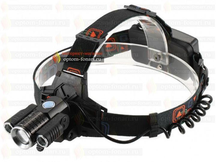 Налобный фонарь UltraFire HL-8216-T6