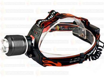 Налобный фонарь Dual Light Source-T6