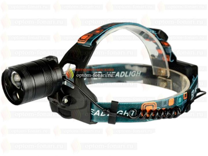 Налобный фонарь MX-2109G