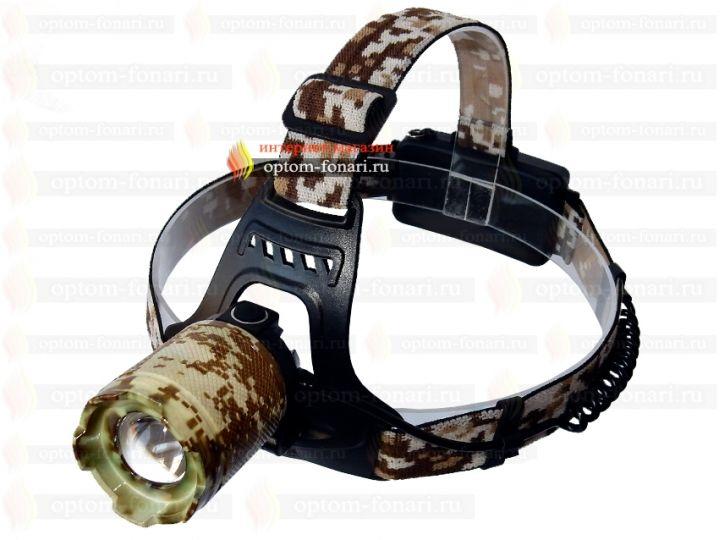 Купить налобный фонарь Police MX-2183-T6
