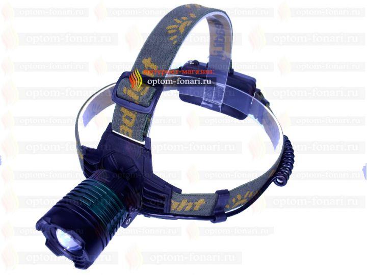 Налобный фонарь ОСА HL-K12-3