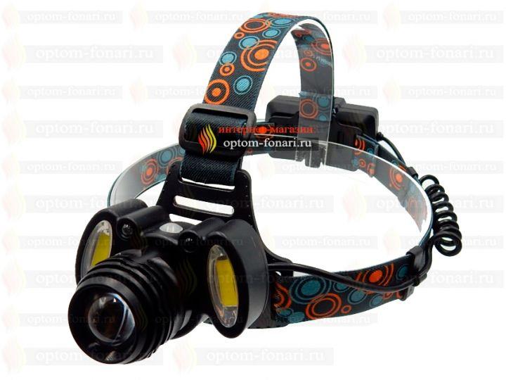 Купить налобный фонарь ПОИСК P-G150-T6