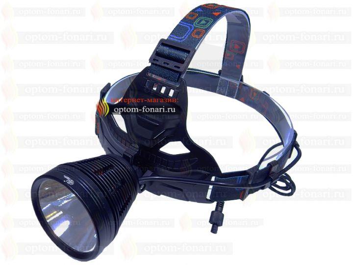 Купить налобный фонарь ПОИСК P-W631-P70