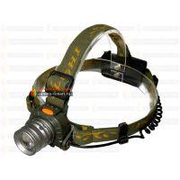 Налобный фонарь ПОИСК P-6616-T6