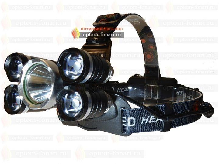 Купить налобный фонарь ПОИСК YB-5000