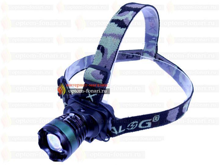 Налобный фонарь ПОИСК P-6805