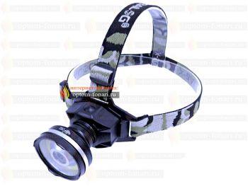 Налобный фонарь ПОИСК P-T631
