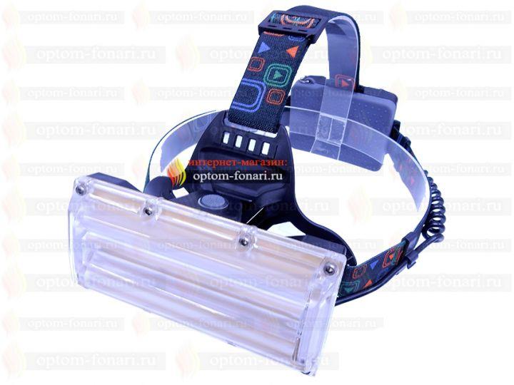 Купить налобный фонарь ПОИСК P-W607