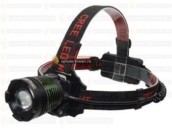 Налобный фонарь UltraFire HL-6652