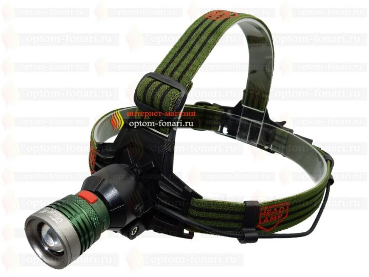 Налобный фонарь UltraFire HL-K18