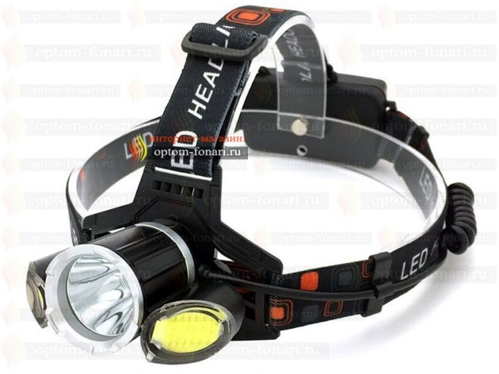 Налобный фонарь UltraFire HL-190B