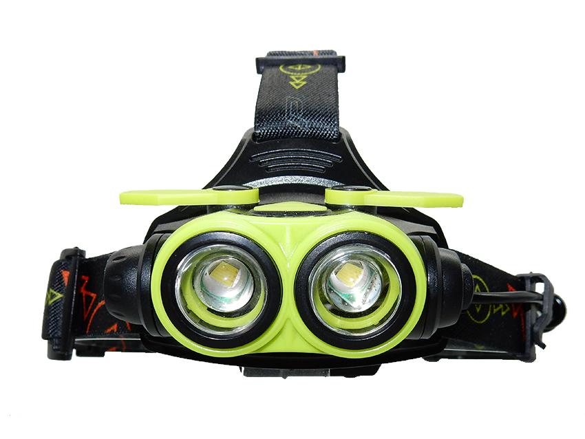 Налобный фонарь Поиск P-Q008-T6